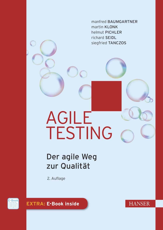 Cover Buch Agile Testing