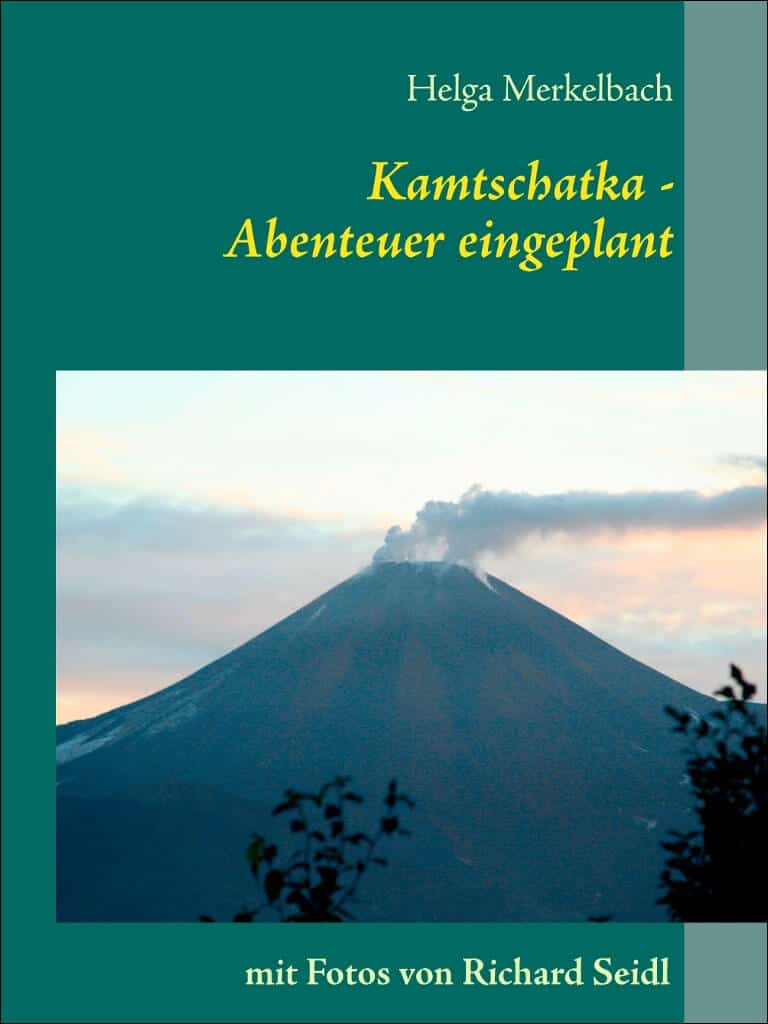 Cover Buch Kamtschatka