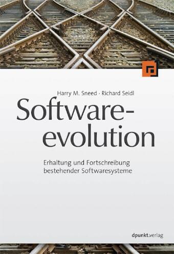 Cover Buch Softwareevolution