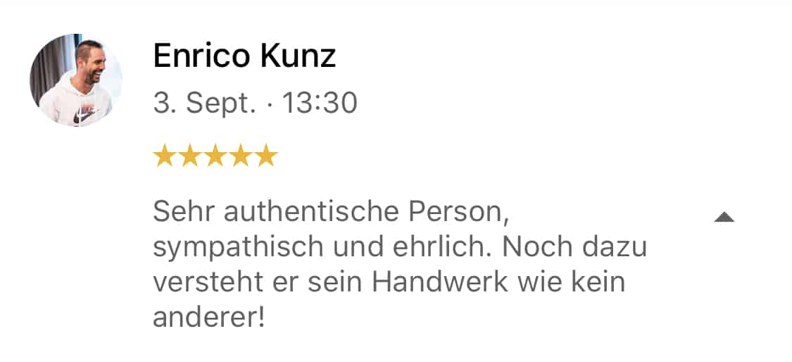 Reference Enrico Kunz