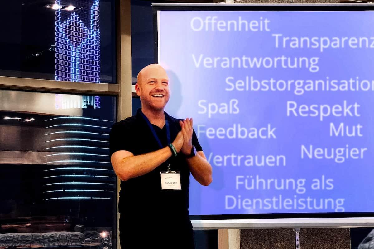 Keynote Speaker Digitale Transformation Richard Seidl